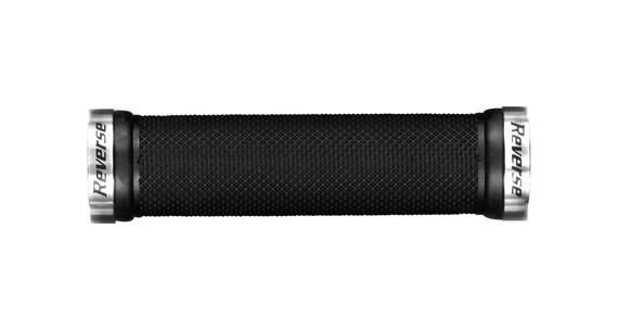 Reverse Classic Lock-On Griffe schwarz/poliert